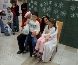 Slikanje sa Deda Mrazom
