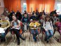 "Ученици Основне школе ""Вук Караџић"" у посети Геронтолошком центру"